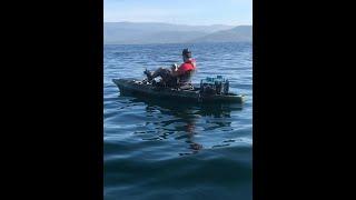 Kayak Fishing Turkey - Light Jigging