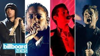 Firefly Festival: Eminem, Kendrick Lamar, Arctic Monkeys & The Killers to Headline | Billboard News