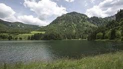 Lac Arvouin et Lac des Plagnes (Chablais 74)
