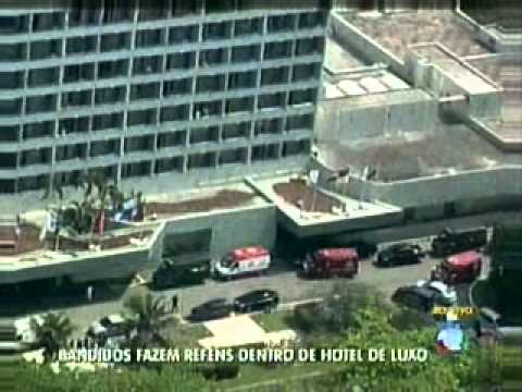Tiroteio No Hotel Intercontinental Rio De Janeiro