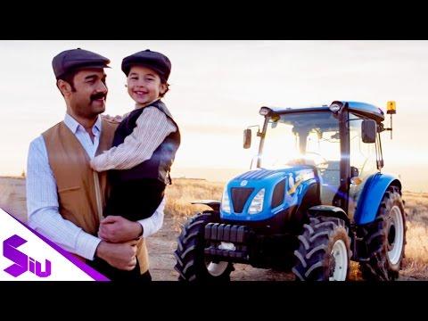 New Holland TT4 Serisi - Babamın Hediyesi - Reklam Filmi