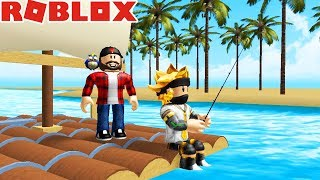 WE are BUILDING the BEST ship in ROBLOX!  -ROBLOX #525