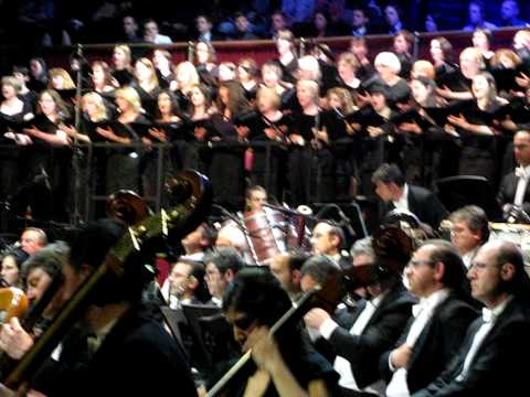 Ennio Morricone - The Falls and On Earth As It Is In Heaven - Royal Albert Hall, London 10/04/2010