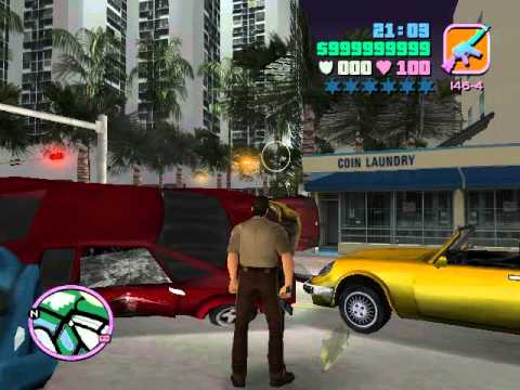 GTA Vice City Ultimate Trainer