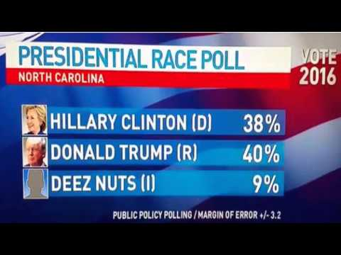 Deez Nutz Is Running For President in 2016 as an Independent
