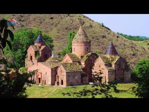 Монастырь Гошаванк ( Գոշավանք / Goshavank)