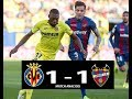Video Gol Pertandingan Villarreal vs Levante