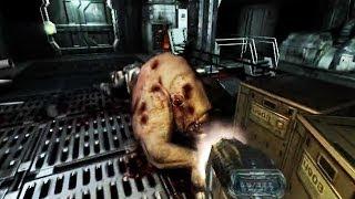 Doom 3 Alpha Gameplay - Part 2/3