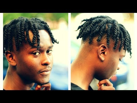💋 Chunky 2 strand Twists for Men