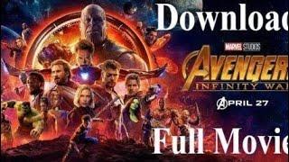 Marvel infinity war full movie download