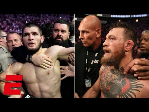 Conor McGregor, Khabib Nurmagomedov's suspensions extended for UFC 229 post-fight brawl