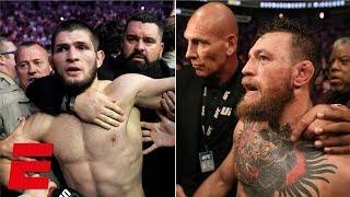 Conor McGregor, Khabib Nurmagomedov's suspensions extended for UFC 229 post-fight brawl