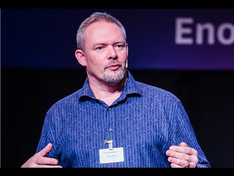 Enovakonferansen 2017: Brent Perry i PBES