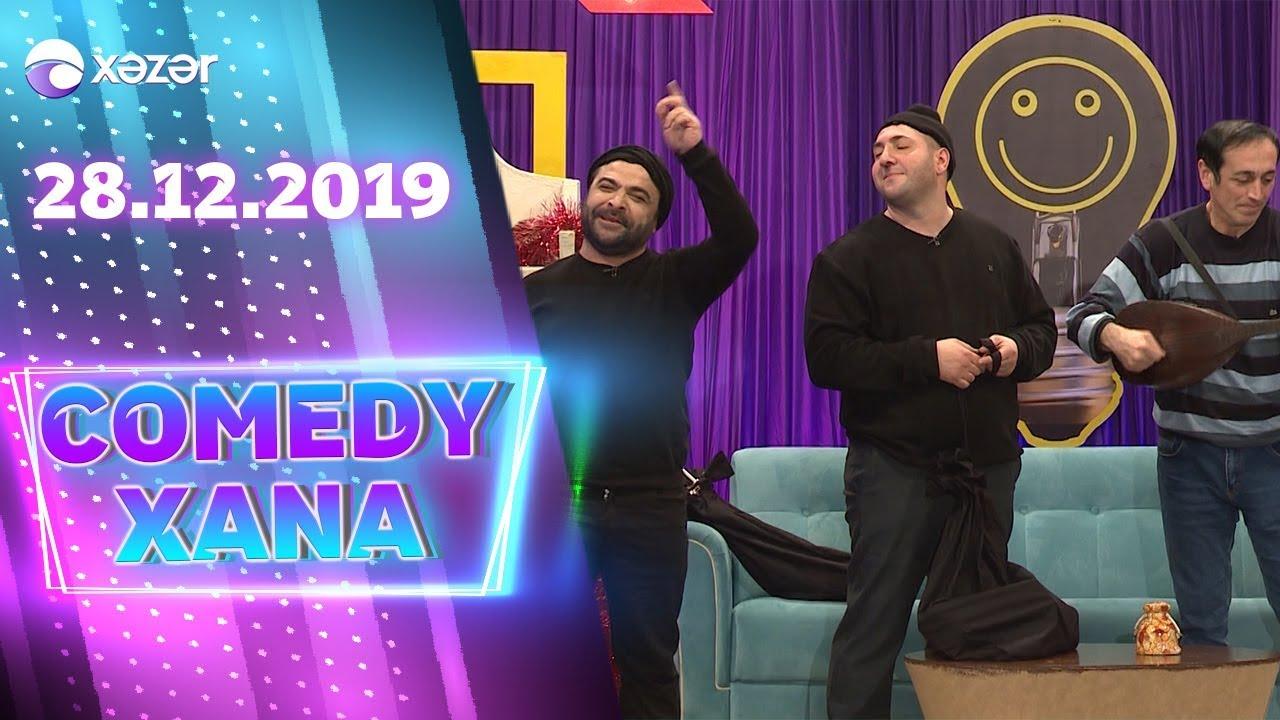 Comedyxana  11-ci Bölüm  28.12.2019
