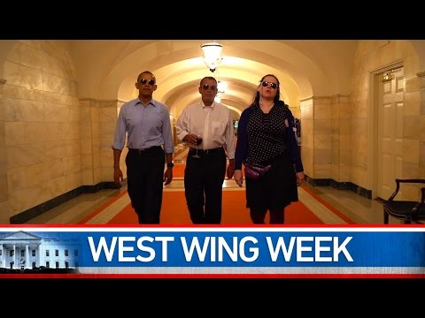 "Thumbnail: West Wing Week 5/6/16 or, ""But Is It?"""