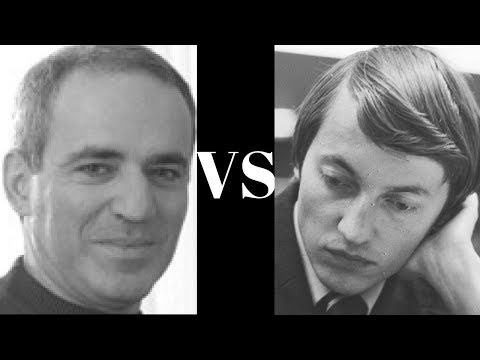 World Chess Champ. Brilliancy Game: Garry Kasparov vs Anatoly Karpov (1990) - Spanish Game