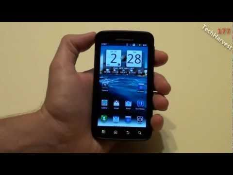 Android 2.3.4 Gingerbread Update For The Motorola Atrix 4G