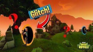 NEW TELEPORTATION GLITCH!? Fortnite Battle Royale Ep. 1