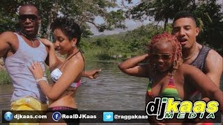 Lukie D & Yellostone - What A Feeling (Official Music Video) July 2014 | Dancehall | Reggae