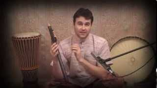 Обучение на флейте пимак.
