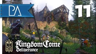 GLORIOUS SIEGE BATTLE & EPIC ARMOR - Kingdom Come: Deliverance Gameplay #11