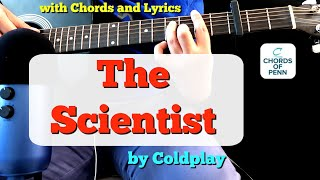 The Scientist by Coldplay  Chords and Lyrics  Acoustic Guitar Cover