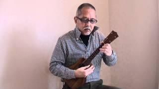 Mrs. Pepperpot ukulele演奏.