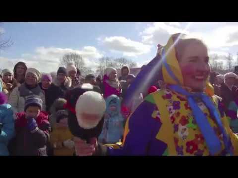Смотреть Масленица - 2019 в Коломенском! онлайн