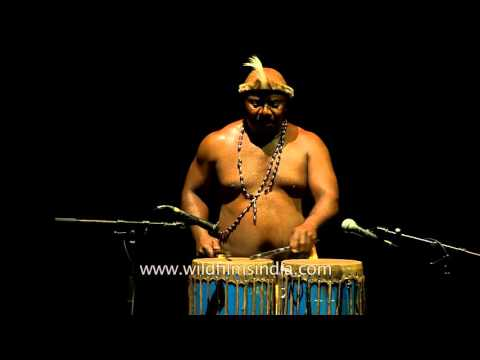 African percussion frenzy by Umkhonto we Sizwe from South Africa