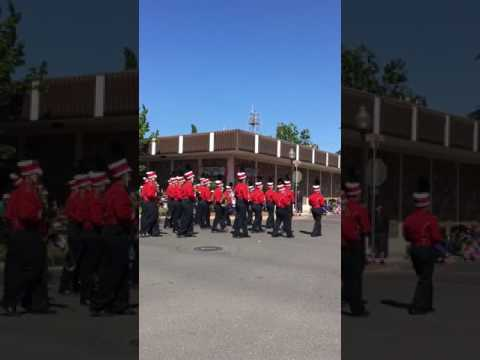 Winters Youth Day 2016-Winters High School Marching Band