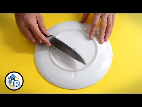An Easy Hack to Keep Your Knives Sharp