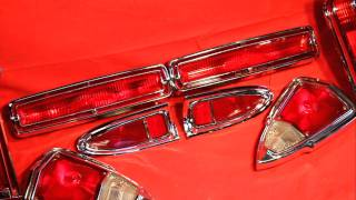 1962-1963-1964 Olds Buick NOS Tail Lights