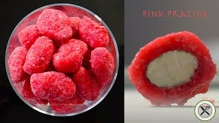 How To Make Pink Praline – Bruno Albouze – THE REAL DEAL
