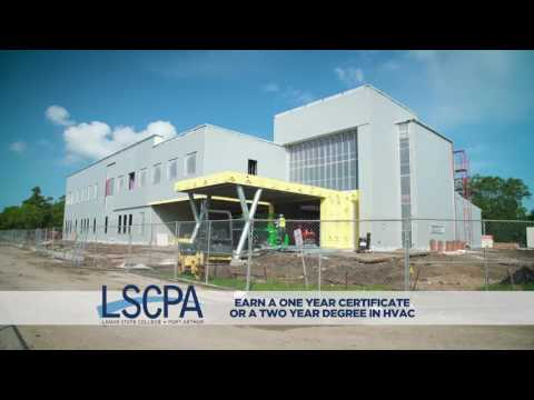 Lamar State College Port Arthur HVAC Commercial