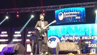 Atif Aslam Live Best MashupHD(Dholna and Mast Qalandar) Islamabad DHA 2018