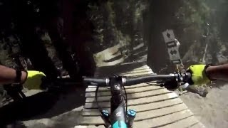 Mammoth Mountain Bike Park - 2013 - Pipeline/Flow/Recoil/Twilight Zone/Shotgun/Brake Through