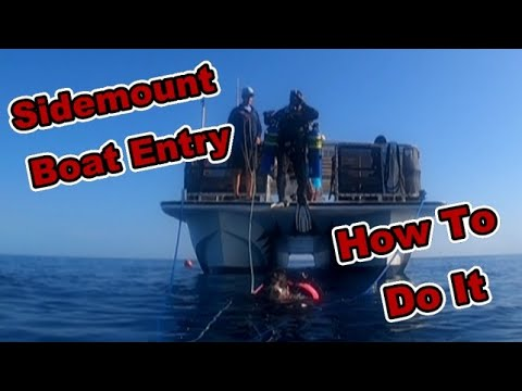 Boat Entry Using
