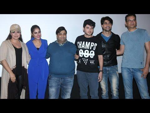 2016 The End   Trailer Launch | Divyendu Sharma, Mahima Chaudhary, Kiku Sharda