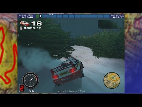 Mobil 1 Rally Championship - Arcade level-6