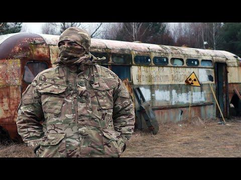 Нелегально в ЧЕРНОБЫЛЬ 2020  Самые радиоактивные места зоны Припять Чернобыль2 Дуга ЗРК Волхов 