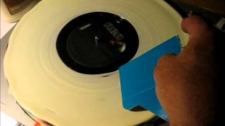 Record Clean With Wood Glue! Who Would Think?