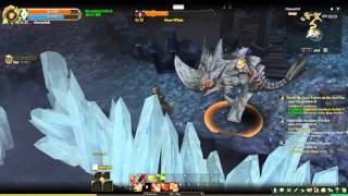 Tree of Savior - boss Stone Whale