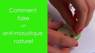 Comment faire un anti-moustiques naturel