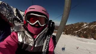 Kazakhstan Ski resort Shymbulak Горнолыжный курорт Шымбулак Чимбулак