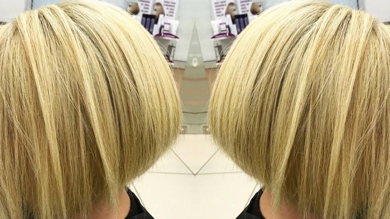 Saç Açma Boyama Platin Sarısı Röfle çalışması Youtube