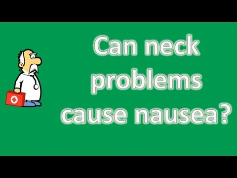 can-neck-problems-cause-nausea-?-|-best-health-faq-channel