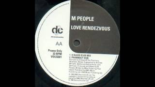 (1995) M People - Love Rendezvous [K-Klass Klub RMX]