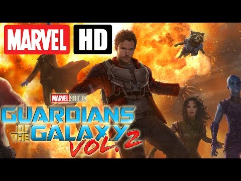 GUARDIANS OF THE GALAXY VOL. 2 - Erste offizielle Sneak Peek | Marvel HD