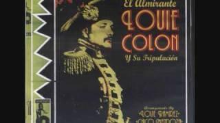 Louie Colon Mas salsa que pescao  Dj Pedro  y su salsa dura