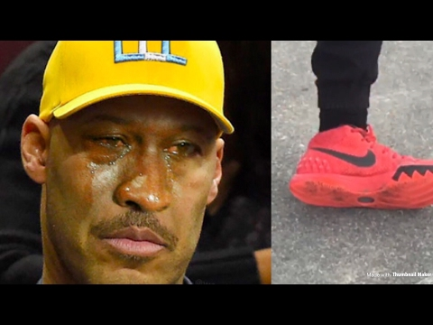 Lonzo Ball April Fools Prank on Lavar GONE WRONG!!! (parody)